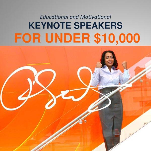Educational Motivational Keynote Speakers Under 10000